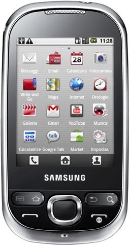 Calendario Samsung.Samsung I5500 Galaxy 5 Mobium Lt